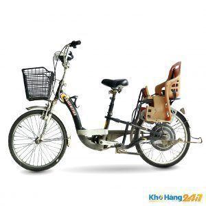 Xe dap dien Asama den 01 300x300 - Xe đạp điện Asama đen