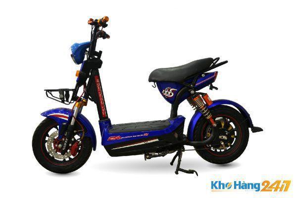 XE DAP DIEN 133S BLUERA BIKE 02 600x400 - Xe đạp điện Bluera 133S