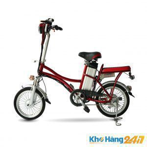 XE DAP DIEN FASHION Electric Bike 01 300x300 - Xe đạp điện Fashion Electric- PIN