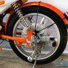 XE DAP DIEN VIETMAX RUN CAM 03 100x100 - Xe đạp điện Vietmax Run - Màu Cam