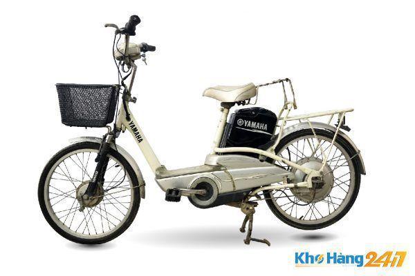 XE DAP DIEN YAMAHA ICATs 01 2 600x400 - Xe đạp điện Yamaha Icats Cũ