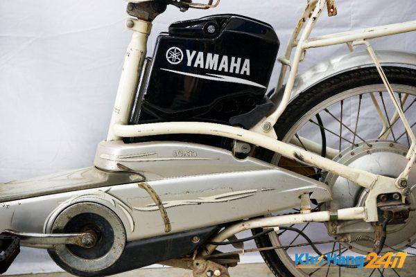 XE DAP DIEN YAMAHA ICATs 01 4 600x400 - Xe đạp điện Yamaha Icats Cũ