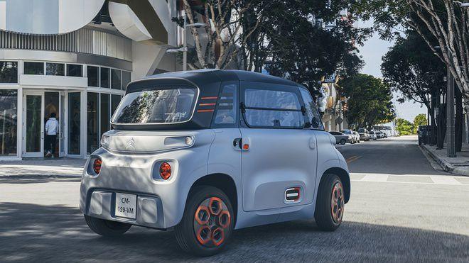 2020 citroen ami 100738098 - Xe ô tô điện không cần bằng lái