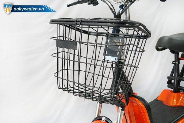 xe dap dien 6 mini new 18 600x400 - Xe đạp điện Mini New