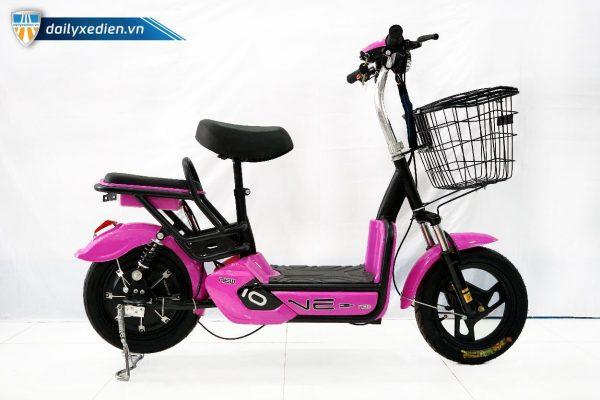 xe dap dien 6 mini new 4 600x400 - Xe đạp điện Mini New