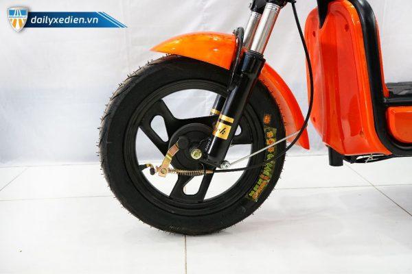 xe dap dien 6 mini new 7 600x400 - Xe đạp điện Mini New
