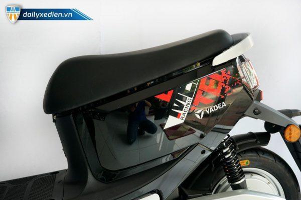 xe may dien yadea ulike 04 600x400 - Xe máy điện Yadea Ulike