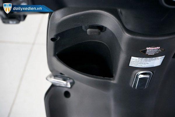 xe may dien yadea ulike 10 600x400 - Xe máy điện Yadea Ulike
