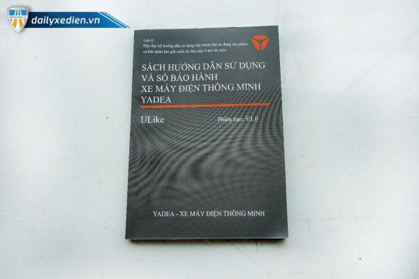 xe may dien yadea ulike 15 10 600x400 - Xe máy điện Yadea Ulike