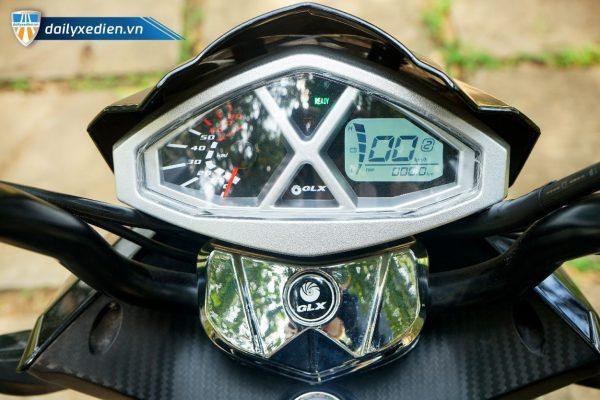 XE MAY DIEN GLX S8 CT4 600x400 - Xe máy điện GLX S8