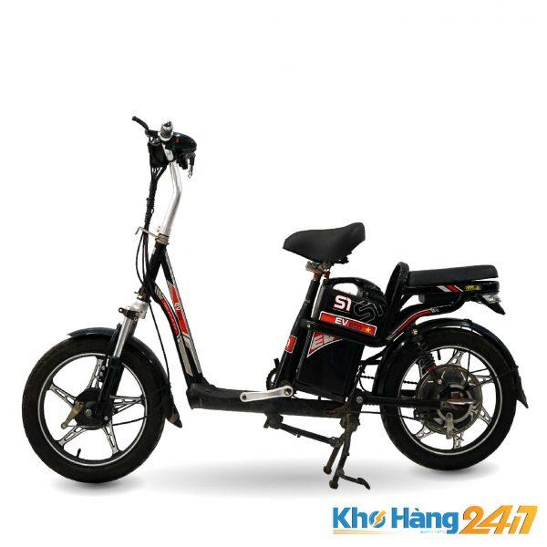 xe dap dien ev eco s1 cu ct 01 600x600 - Xe đạp điện EV eco S1 Củ