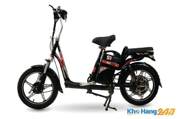 xe dap dien ev eco s1 cu ct 02 600x400 - Xe đạp điện EV eco S1 Củ