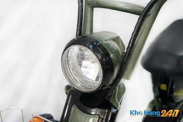 xe dap dien jili xanh cu ct 08 600x400 - Xe đạp điện Jili củ - Màu xanh