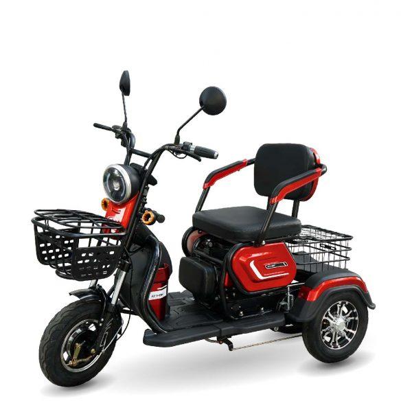 xe ba banh dien azi e bike ct 01 600x600 - Xe điện 3 bánh AZ BIKE